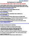 Free Download Startup cash requirements