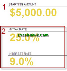 Deferred Tax Calculator