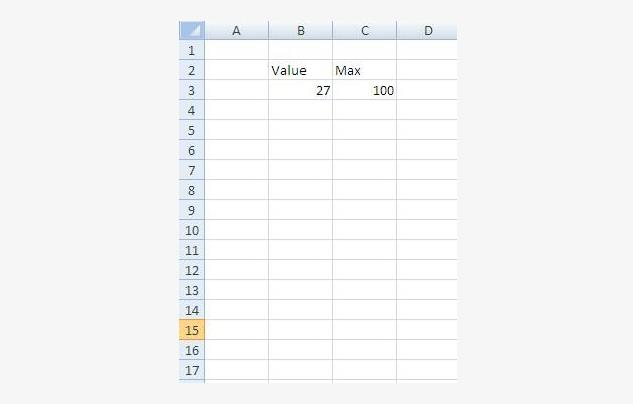 Excel Chart Templates Sample 5