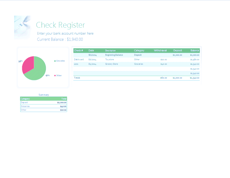 Download 04 Gantt Chart Template Check Register