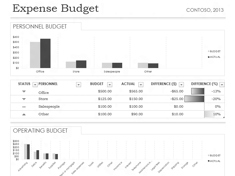 Download 01 Simple Expense Report Template Excel