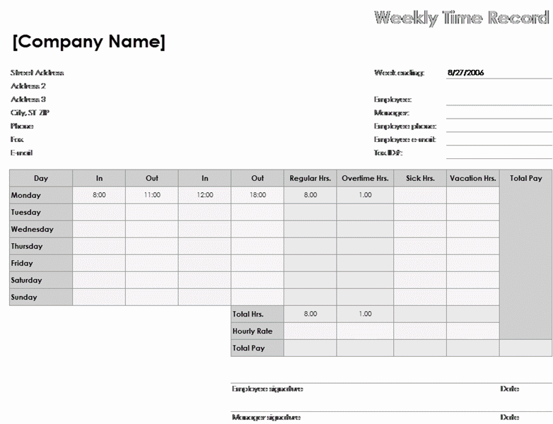daily timesheet template excel 2010 - download time sheet related excel templates for microsoft